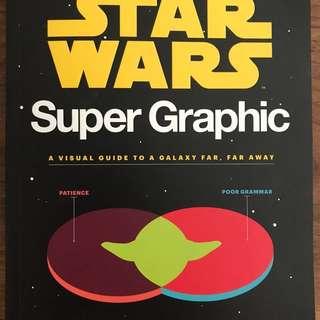 Star Wars book: Star Wars super graphic