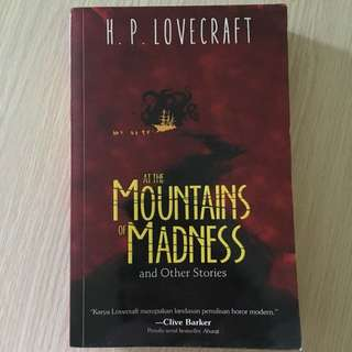 The Mountains Madness - HP Lovecraft