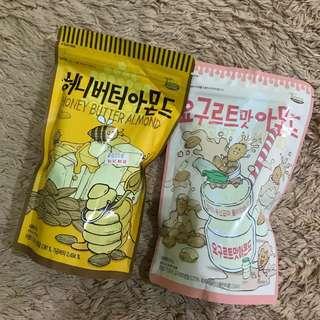 Kacang honey butter almond