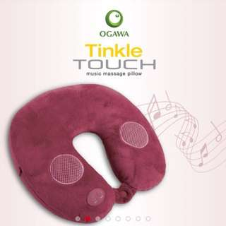 Ogawa Massage Pillow - Tinker Touch