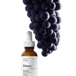The Ordinary Resveratrol 3% + Ferulic Acid 3% 30ml