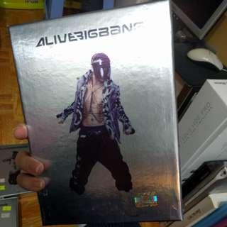 Alive Bigbang CD(Seung Ri ver.)(鐵盒因生鏽已丢)
