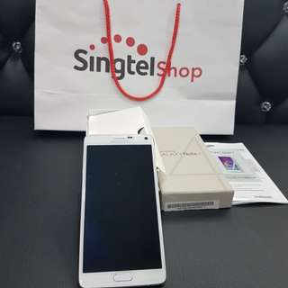 Selling Samsung Galaxy Note 4 32GB @ $250