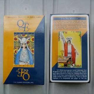 Brand New Quick Easy Beginners Tarot
