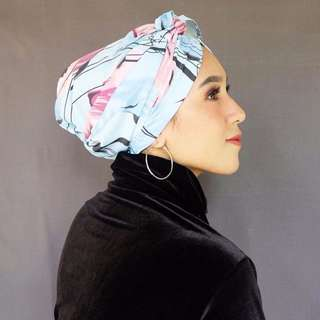 Instant Turban Floral Series