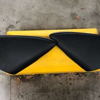 Lexus IS200t knee panels