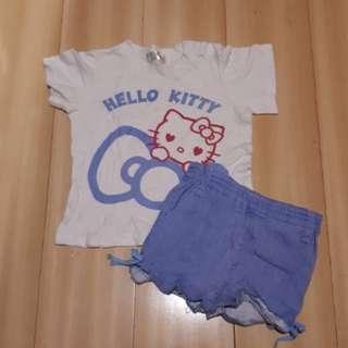 Set HELLO KITTY