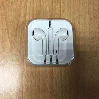 Authentic Apple Earphones with box