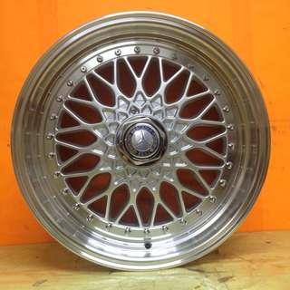 17 inch SPORT RIM MERCEDES BENZ W124 W202 W123 W126 W129 W140 W190