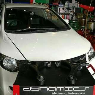 Honda Civic FD1/FD2