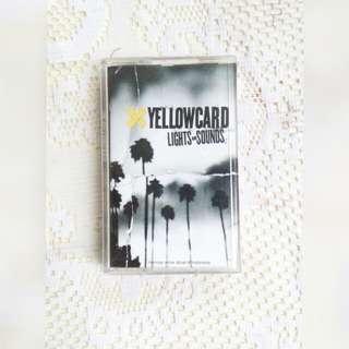 Kaset Yellow Card