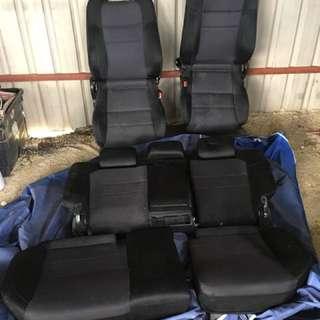 Subaru Legacy BH5 Seat