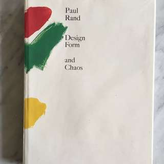 From Design and Chaos | Paul Rand Branding and Graphic Design