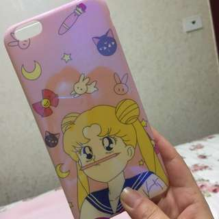 美少女戰士 sailor moon iPhone 6/6s 殼 case
