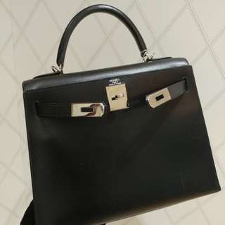 Hermes kelly 28 no strap
