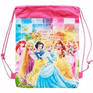 ♥Brand New Disney Princess Drawstring Party Bags★
