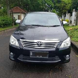Toyota kijang innova 2013 G a/t mulus wa/call/sms 081381910033