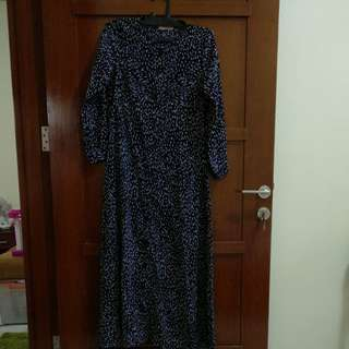Gamis / dress vintage (nego)