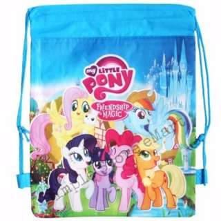 ♥Brand New My Little Pony Drawstring Party Bags★