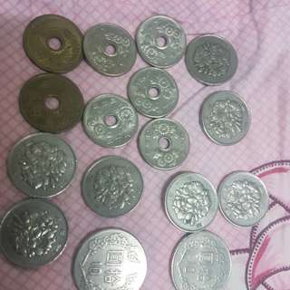 Japanese silver from 1945-1955