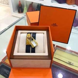 Hermes 黑金 手錶⌚️還可以兩用😍新品同樣,盒子也有 hkd 14800秒