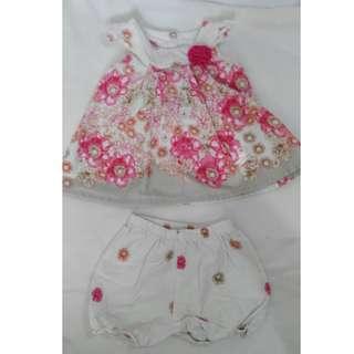 Baby Girl Dress / Gaun Kanak-kanak