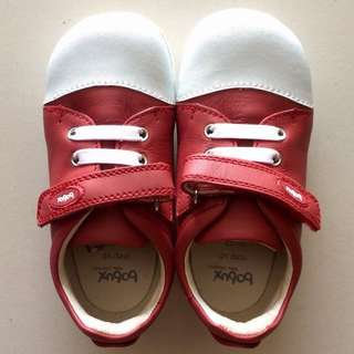 BOBUX  Baby Shoe / Children Shoe - Red Polar Cap (EU 19, 22)