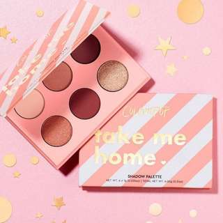 [🌟Colourpop Authentic🌟] COLOURPOP TAKE ME HOME PALETTE PREORDER