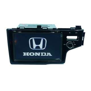 HONDA JAZZ 2014 Touch Screen GPS DVD RADIO PLAYER