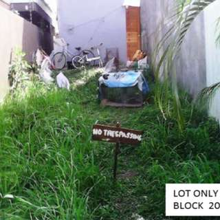 46SQM LOT FOR SALE (for cash buyers only!)