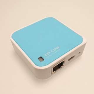 (包送貨)TP Link TL WR720N Wifi router(Free delivery)