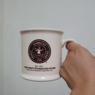 Pike Place Starbucks Mug