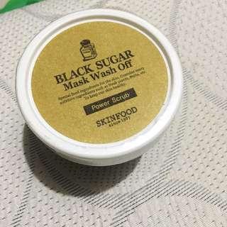 Skinfood Black Sugar Mask Wash Off Power Scrub
