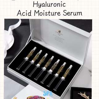 Hyaluronic Acid Moisture Serum 玻尿酸原液