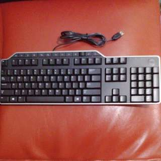 100% new Dell keyboard 全新鍵盤