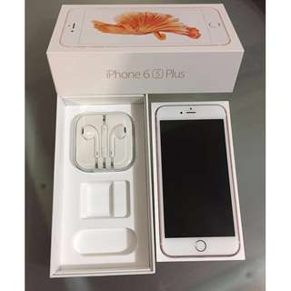 Apple iPhone 6s Plus - 128GB - Rose Gold