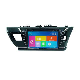 TOYOTA ALTIS 14 Touch Screen GPS DVD RADIO PLAYER