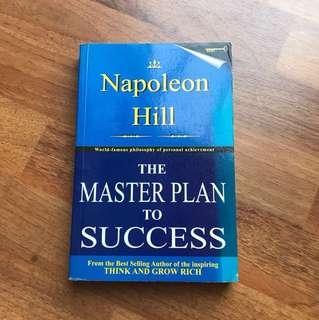The Master Plan to Success