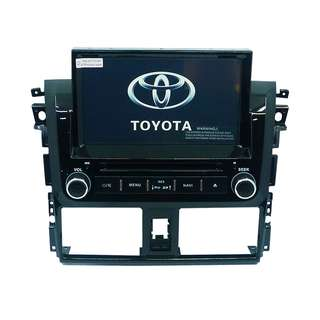 TOYOTA VIOS 14 Touch Screen GPS DVD RADIO PLAYER