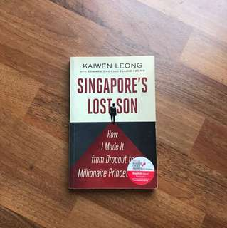 Singapore's Lost Son by Kaiwen Leong