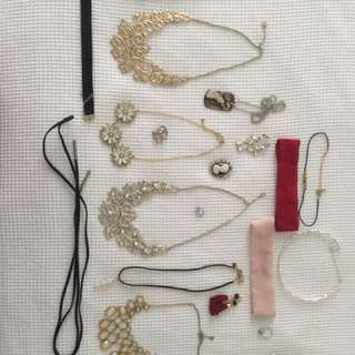 Jewellery bulk or seperate prices!