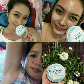 K Magic All Purpose Skin Cream by Korina Sanchez