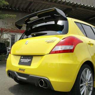 Monster Spoiler Suzuki Swift 1.6 1.4