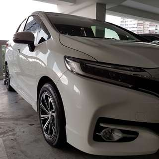 9H / 10H Paint Protection Coating (Honda Shuttle Jan)