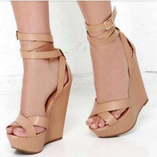 WEDGE MADE IN LILIW