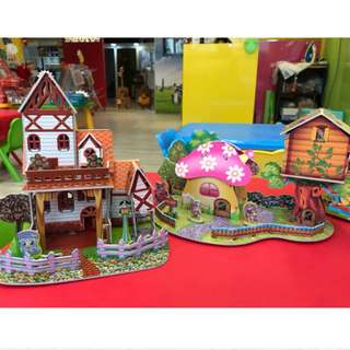 3D Super Puzzle Houses @ 70% OFF