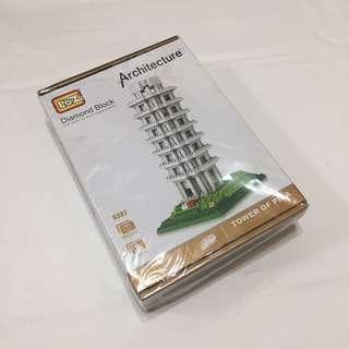 全新 LOZ Diamond Block LEGO