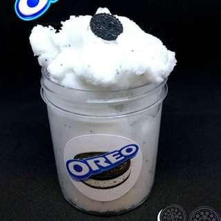 Oreo cloud slime