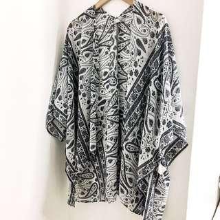 Bohemian Kimono Cardigan
