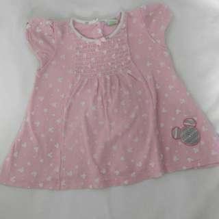 Disney Baby dress gaun  budak perempuan kanak kanak